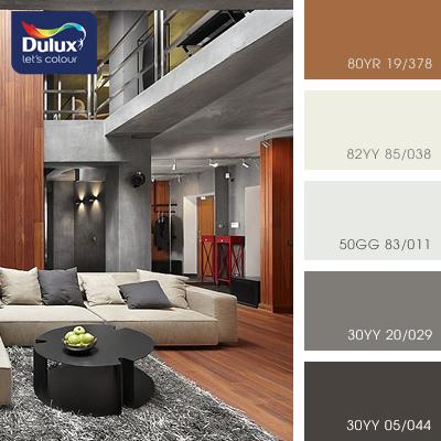 Цвет Dulux 50GG 83/011 (пастельный) в интерьере спальни (фото)
