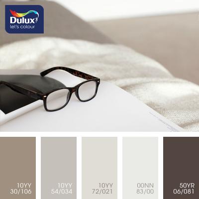 Цвет Dulux 10YY 72/021 (мягкий белый) в интерьере гостиной (фото)